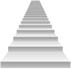 stairs graphic