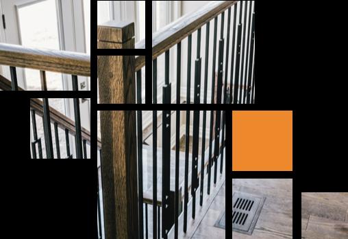 custom railings project