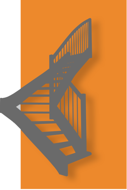 background of stairs