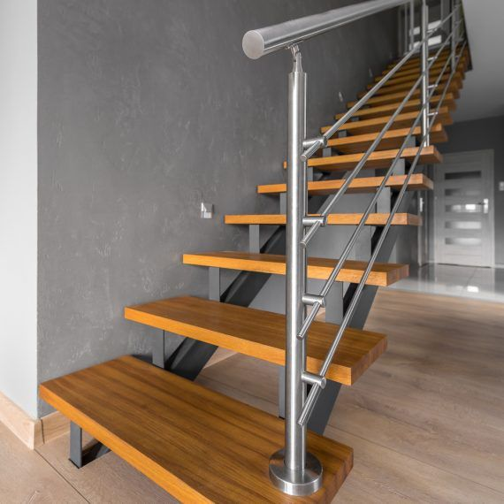 industrial stair case design